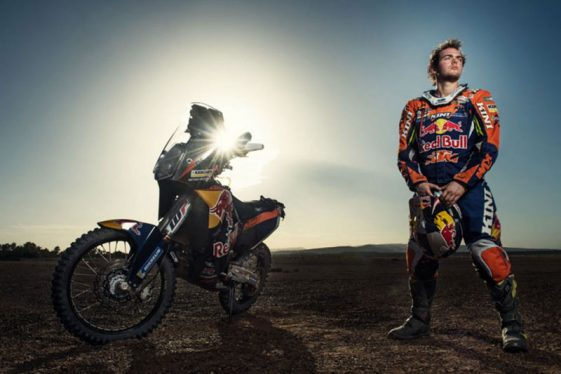 Matthias Walkner Dakar Rally 2017