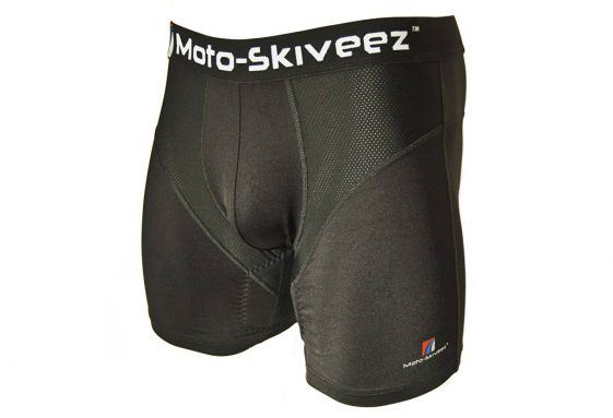 affordable gift: MotoSkiveez Adventure Motorcycle Shorts