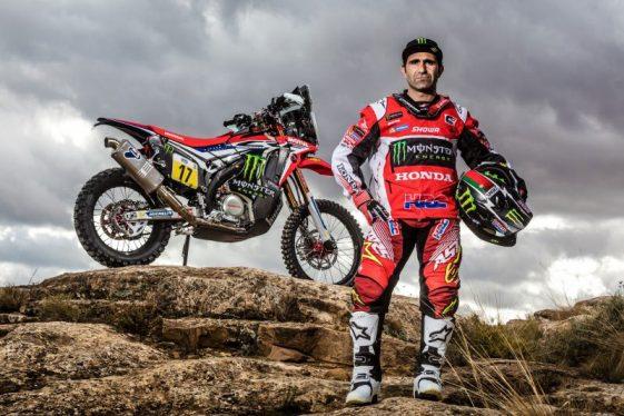 Paulo Goncalves Dakar Rally 2017