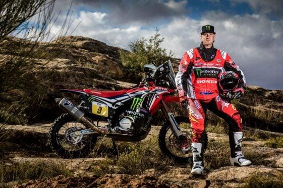Ricky Brabec Dakar Rally 2017