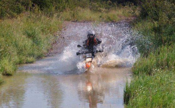Women Riders: Sherri Jo Wilkins Adventure Rider