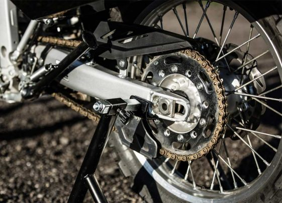 WR250R accessories - Adventure Bike Sprocket