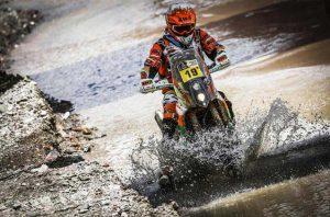 Dakar 2017 mid way point