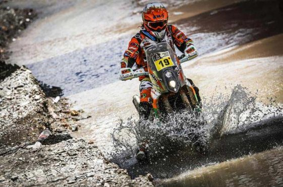 Dakar 2017 mid way point