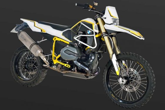Touratech Concept Bike R1200GS Rambler