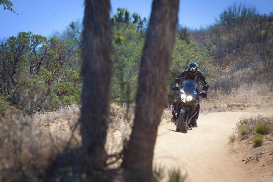 Adventure Motorcycle Accident Prevention