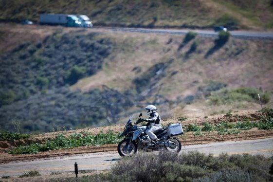 Adventure Motorcycle Crash Prevention
