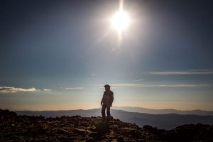Southwest Utah Brian Head Peak