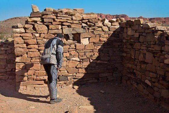 Southwest Utah Inside Fort Pearce