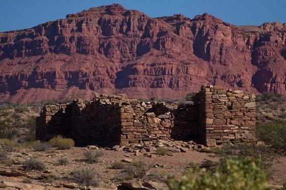 Southwest Utah Fort Pearce