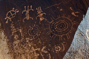 Ride Southwest Utah - Little Black Mountain Petroglyphs