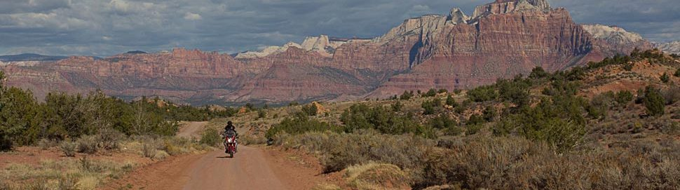 Southwest Utah Smithsonian Butte Scenic Byway (Photo by Stephen Gregory)