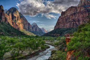 Southwest Utah Zion National Park