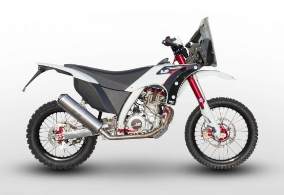 AJP PR7 Adventure Motorcycle