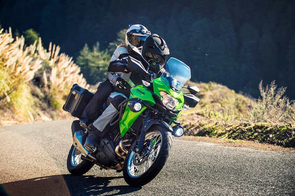 kawasaki releases additional specs for versys-x 300 - adv pulse