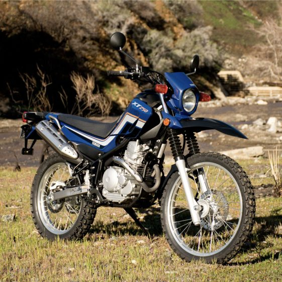 Small bikes big adventures: 2017 Yamaha XT250