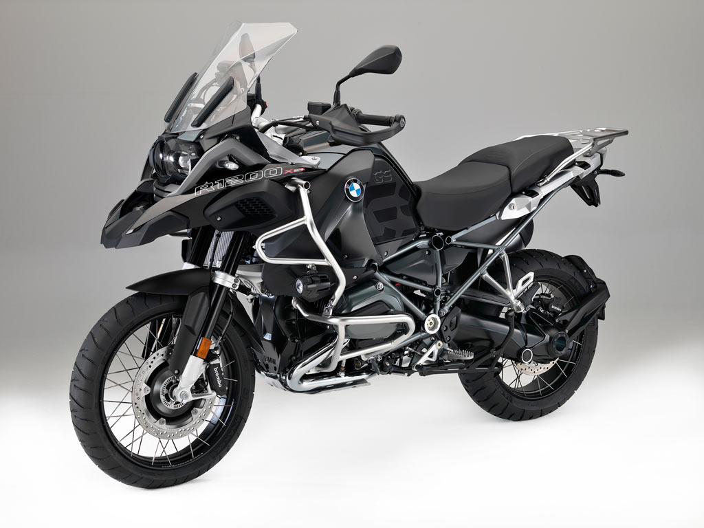 BMW Press Release Date: April 1st, 2017 April Fools' — With the world  premiere of the near-series test version of the R1200GS xDrive Hybrid, BMW  Motorrad ...