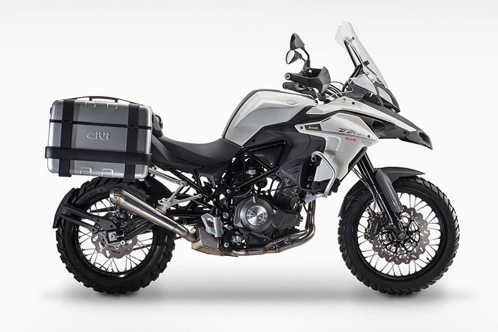 new benelli trk 502 adventure bike coming to us adv pulse. Black Bedroom Furniture Sets. Home Design Ideas