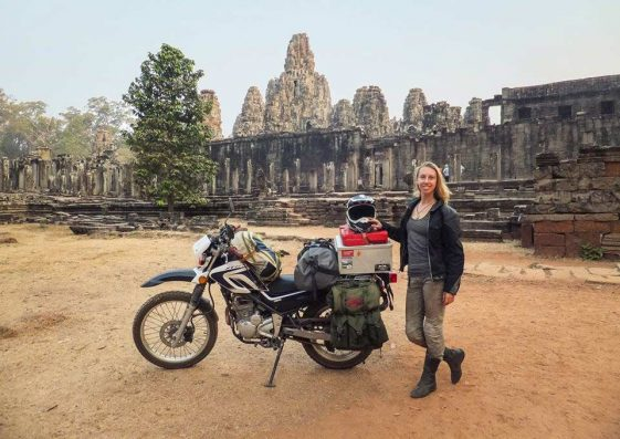 Tips for Solo Female Adventure Riders