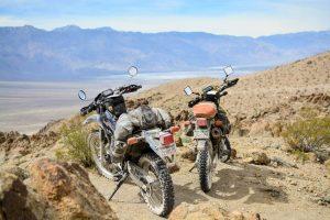 Lippincott Pass, Death Valley