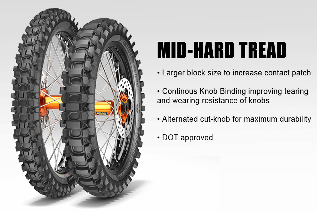 Metzeler MC 360 Motorcycle Tires