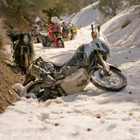 AltRider Taste of Dakar Hard Route