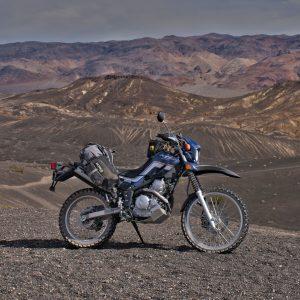XT250 Death Valley