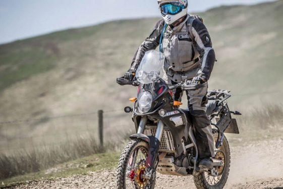 CCM GP450 Adventure Motorcycle