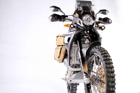CCM GP600 Concept Adventure Motorcycle