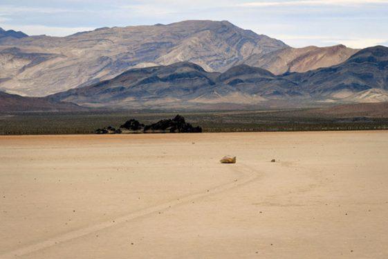 Racetrack Death Valley, CA