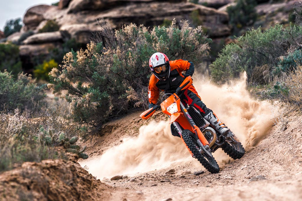 In Technology And Now The Game Changer Is Finally Here With Fuel Injected 2 Stroke Enduro Models Being Launched As Part Of 2018 EXC Range