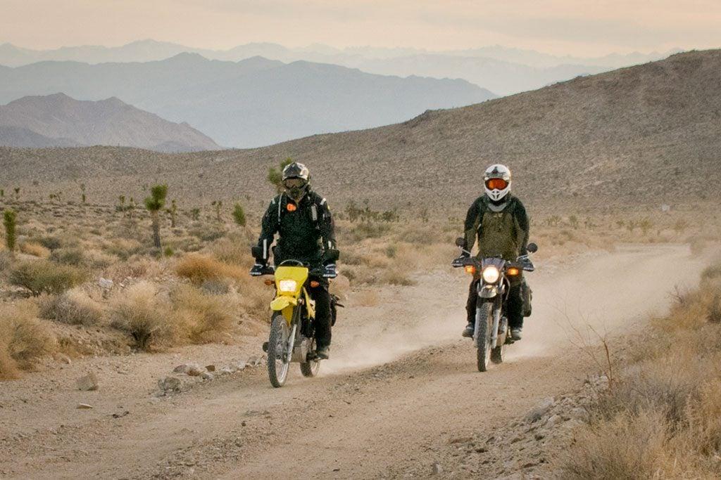 Small Bikes Big Adventures: Suzuki DR200S and Yamaha XT250