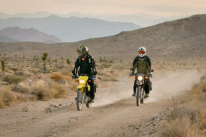Small bikes big adventures