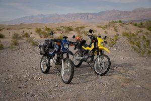 Adventure accessories for small bikes