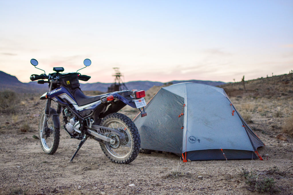 Quick Tips  Buying Quality Motorcycle Camping Gear On The