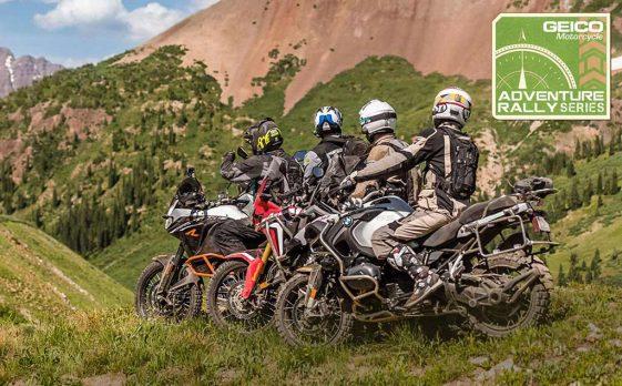 Adventure Rally Series - Sierra Edition