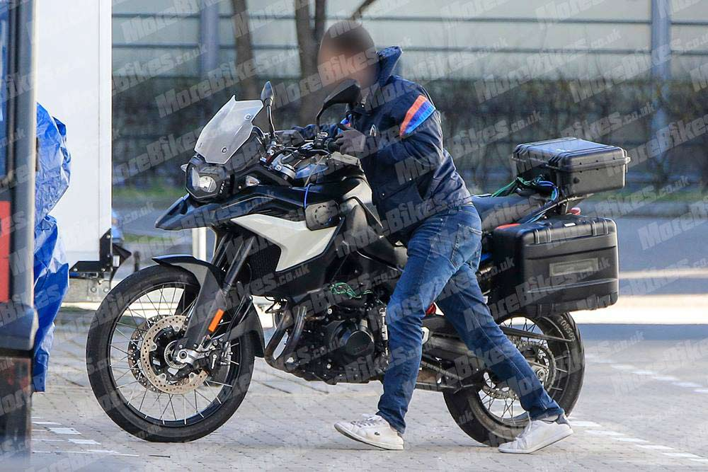 BMW's Replacement for the F800GS Gets Spied! - ADV Pulse