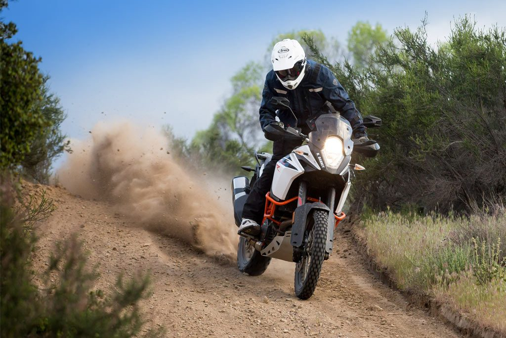 First Ride: 10 Things to Know About the KTM 1090 Adventure R