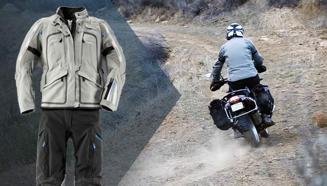 Bmw Motorrad Introduces The Enduroguard Suit Adv Pulse