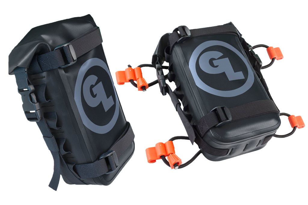 For 2017 Giant Loop Completely Redesigned Its Possibles Pouch Universal Tool Bag And Fender S The New Is Now Rf Welded