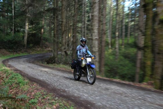 Heated Gear and Accessories for Small Bikes
