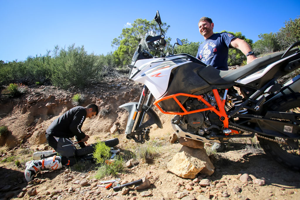 first ride: 10 things to know about the ktm 1090 adventure r - adv