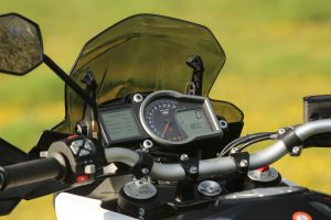 KTM 1090 Adventure R Test - Electronics Package