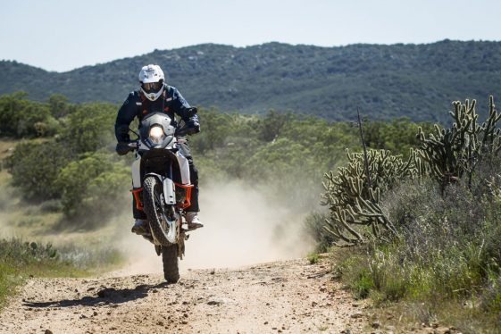 KTM 1090 Adventure R Test - Ride Modes