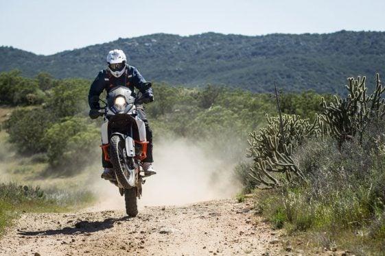 KTM 1090 Adventure R Test - Ride Modes