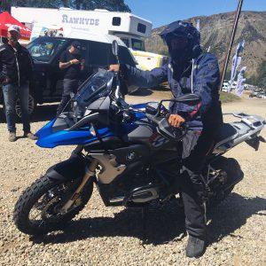 Rawhyde adventure days - bmw r1200gs rally