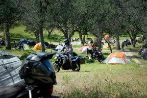 RawHyde Adventure Days - camping