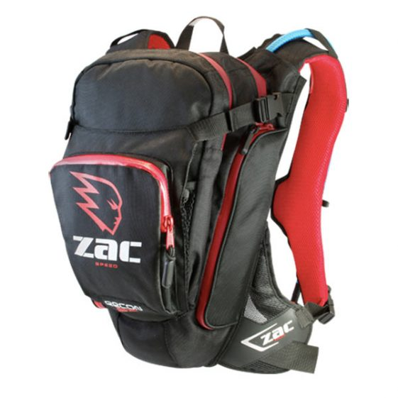 Zac Speed configurable Backpack Recon