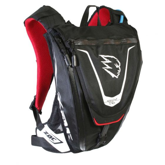 Zac Speed configurable Backpack Sprint
