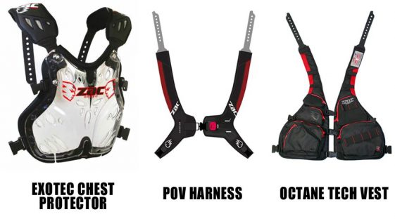 Zac Speed configurable harness